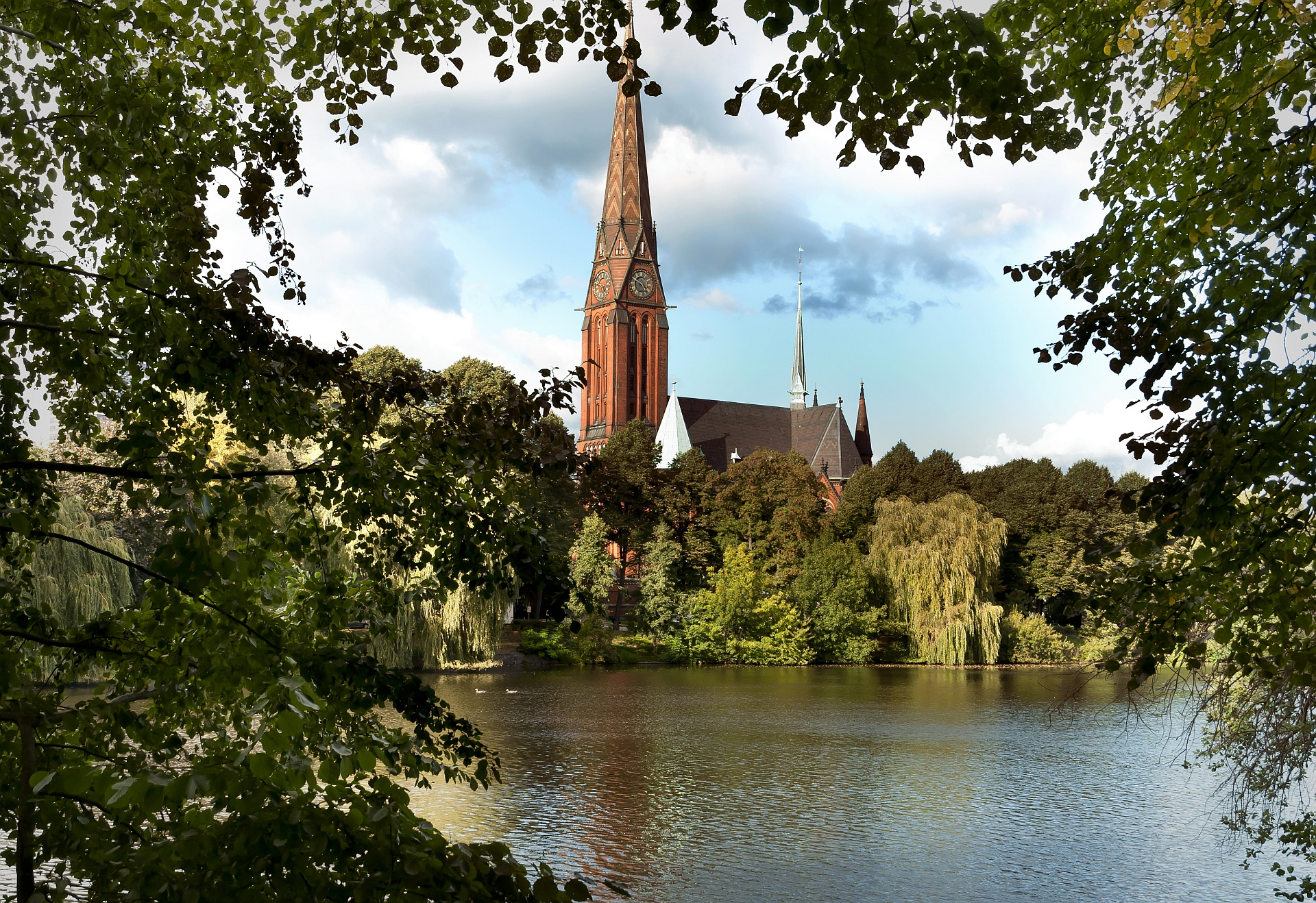 St.Gertrud Hamburg